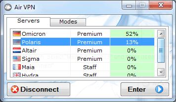 AirVPN Software