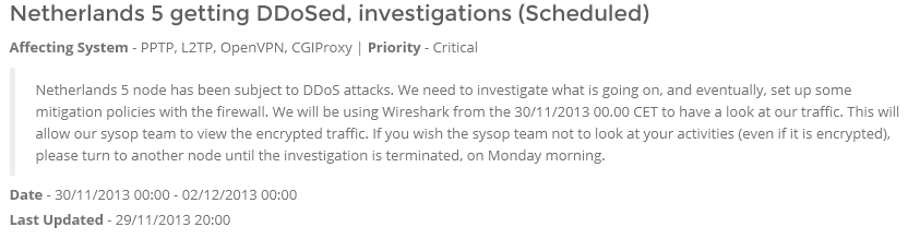 Proxy.sh Wireshark