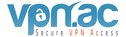 VPN.ac Large Logo