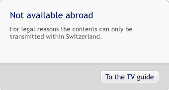 Swisscom Blocked