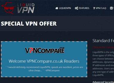 LiquidVPN Discount