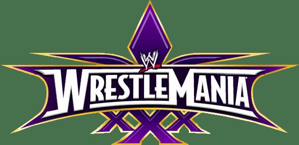 WrestleMania XXX Logo