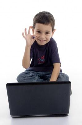 Child using a VPN