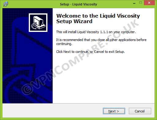 LiquidVPN Installation 3