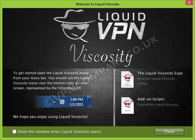 LiquidVPN Installation 6