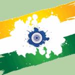 Indian Splash Flag