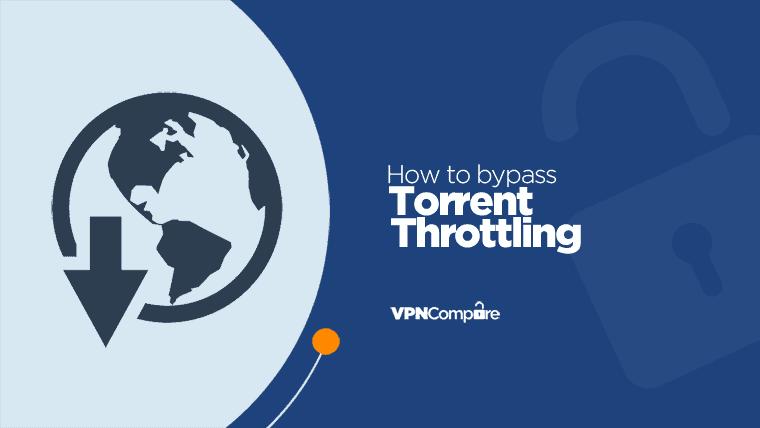 Torrent throttling