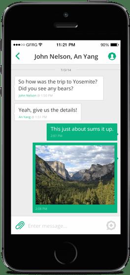 Cyphr Phone App