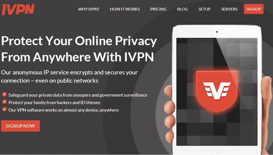IVPN Website