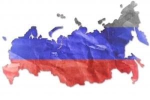 Russian VPN use map
