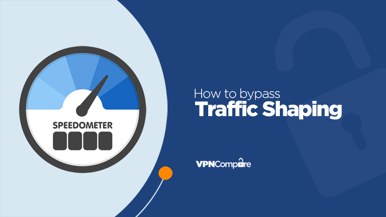 Bypass traffic shaping