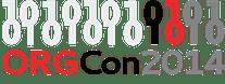 OrgCON14 Logo