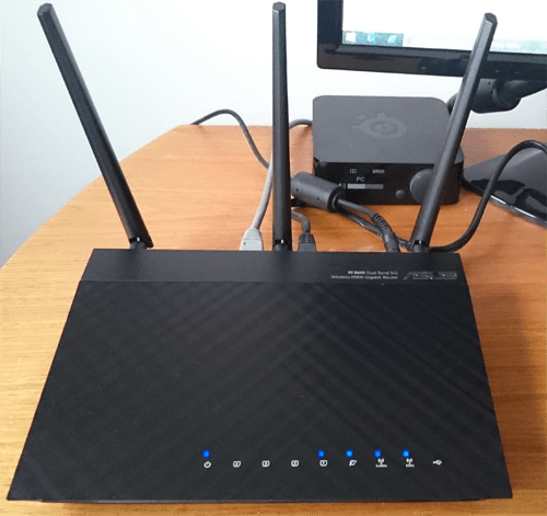Sabai VPN Router