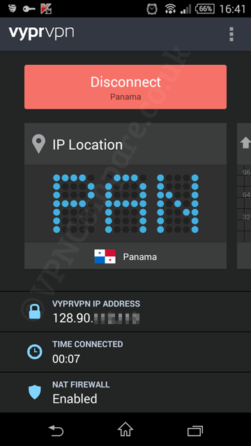 VyprVPN Android Software