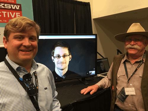 Snowden and Sunday & Ron Yokubaitis
