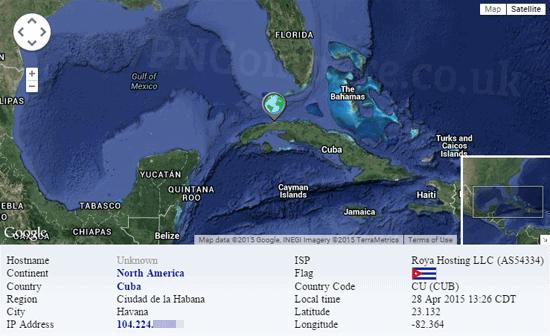 HideMyAss Cuba