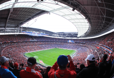 Watch the FA Cup Final abroad
