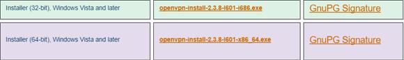 Windows 10 OpenVPN download