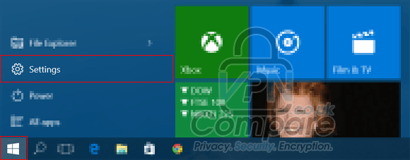Windows 10 VPN