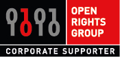 Open Rights Group Supporter