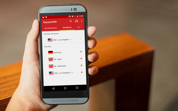 ExpressVPN New Android App