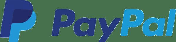 Large Paypal logo