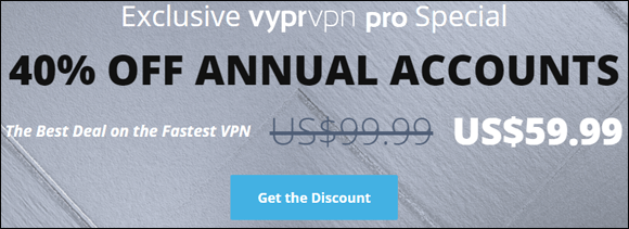 VyprVPN Black Friday Cyber Monday