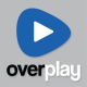 Overplay Square Logo