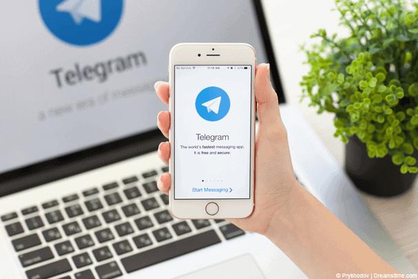 Telegram Iran