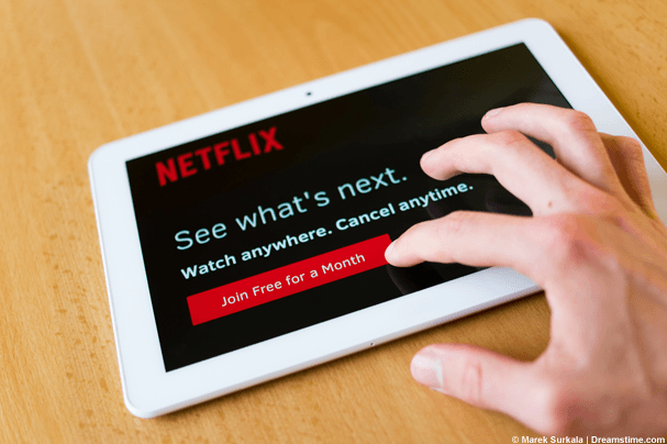 Netflix Blocked