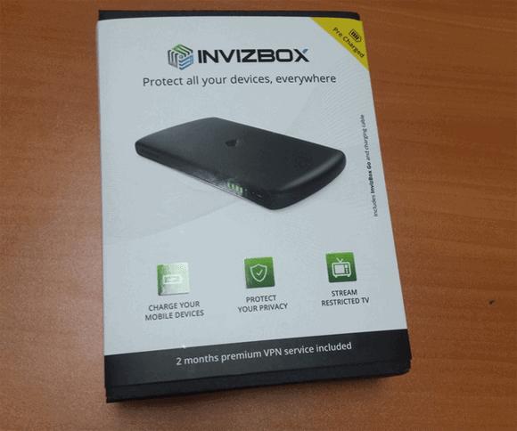 InvizBox Go