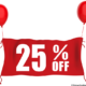 25 Discount Balloon