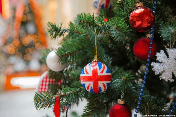 British Christmas TV