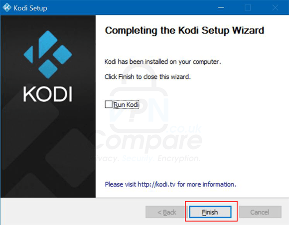 Kodi Install 8