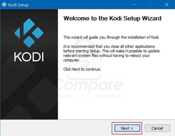 Kodi Install 3