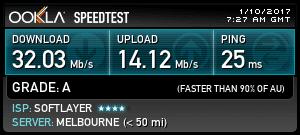 Melbourne VPN Server