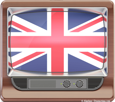 British TV Set