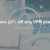 IPVanish 30% off