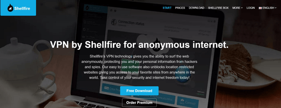 Shellfire Website Feb 17