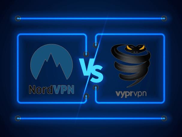 NordVPN vs VyprVPN