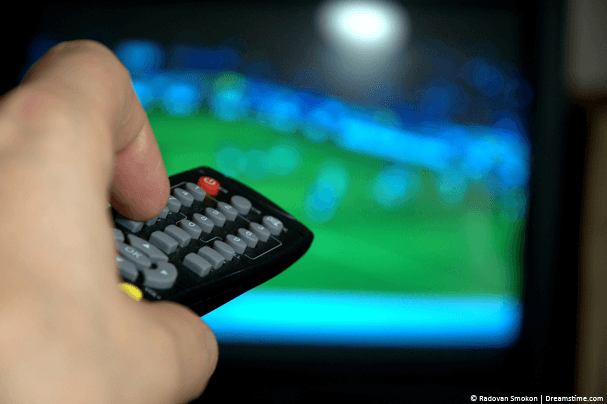 Watch TV with Remote