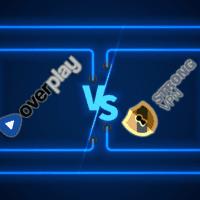 Overplay vs StrongVPN
