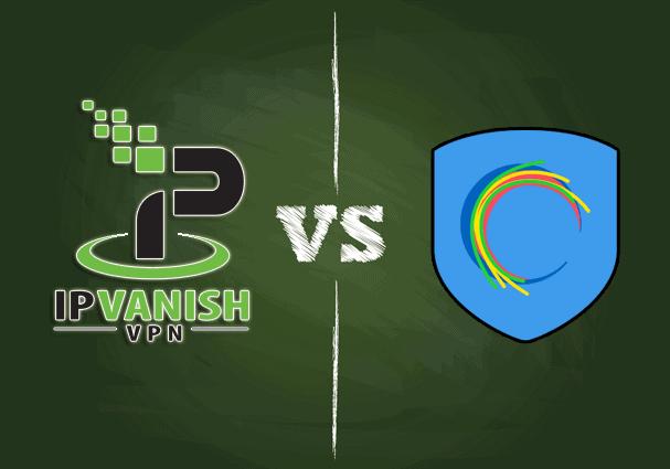 IPVanish vs Hotspot Shield