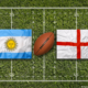 Argentina vs England Rugby