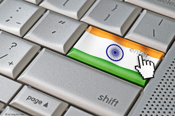 India flag keyboard
