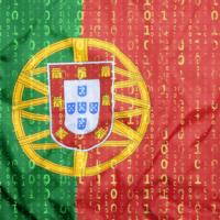 Portugal digital flag