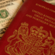 UK Passport dollars