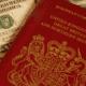 UK Passport dollars
