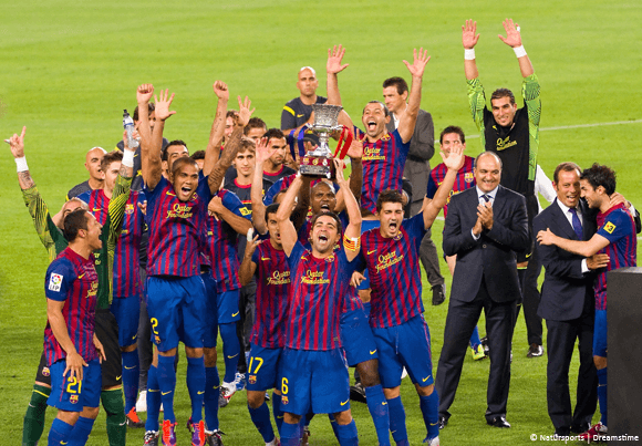 Barca prepare to meet Real Madrid in first leg of Spanish Supercup