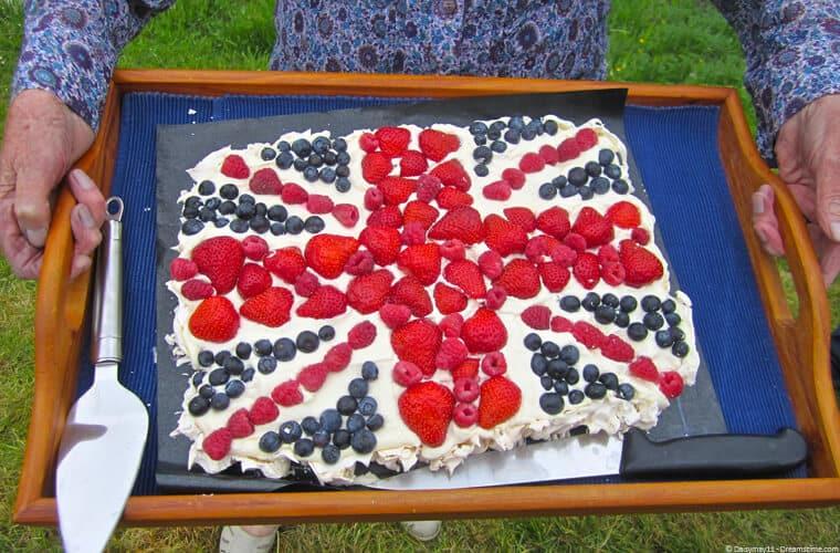 British Cake